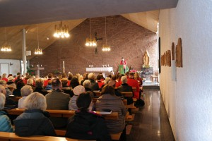 Närrischer Gottesdienst 2017